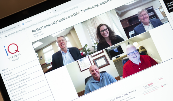 iQ Virtual Series Leadership Panel